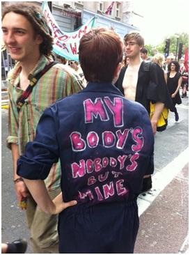 SlutWalkLondon