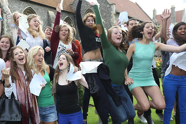 Another August, another A level results day | GEA ��� Gender and.