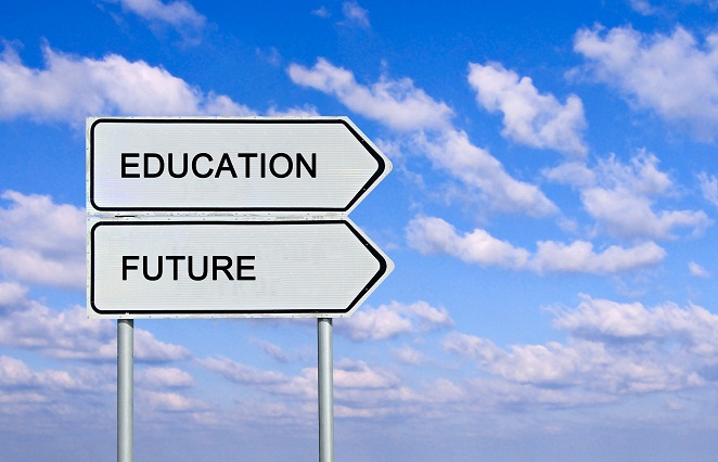 education for the future Education is changing, but exactly how is that change happening, and what will the classroom - or virtual classroom - of the future look like.
